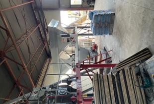 Vand/inchiriez linie de productie noua