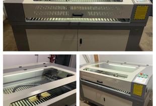 Vand Laser - Masina de Tăiat și Gravat CO2 - 1300X900 mm + accesorii