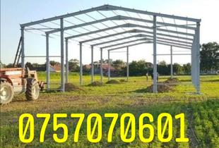 Vând structura metalica 7x15
