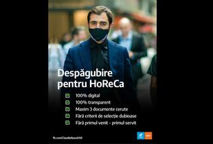 Despagubire pentru HoReCa