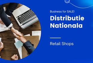 Vand afacere profitabila in retail si distributie din Cluj Napoca